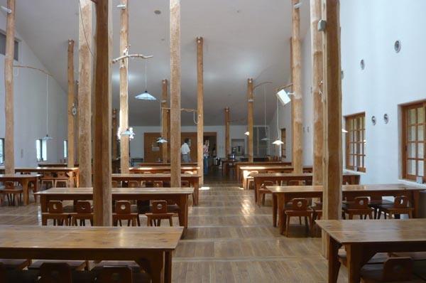 ZEMIRYOKOU(2009)  of fuse-studio